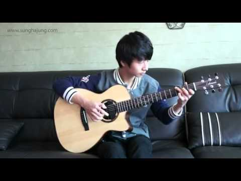 (Taylor Swift) You Belong With Me - Sungha Jung+Tabs