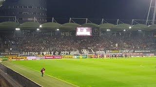 SK Sturm Graz - SV Ried 1:0 (0:0), Bundesliga 2016/17 - 15.04.2017, Heimsieg und Platz 2