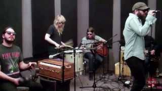 """The Black Angels """"The Day"""" Live at KDHX 5/8/13"""