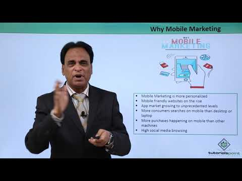 Mobile Marketing – Overview