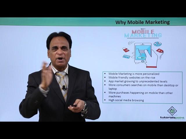 Mobile Marketing Online Training