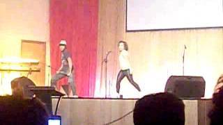 JW Dance no Geração Teen 2012
