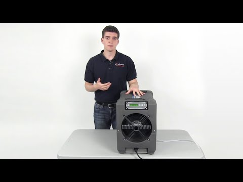 Dri Eaz PHD200 Crawlspace Dehumidifier | Sylvane