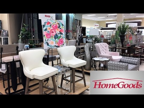 MARSHALLS HOME GOODS FURNITURE HOME DECOR SPRING SUMMER SHOP WITH ME SHOPPING STORE WALK THROUGH 4K