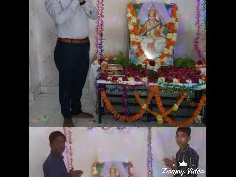 Saraswati puja my photo..