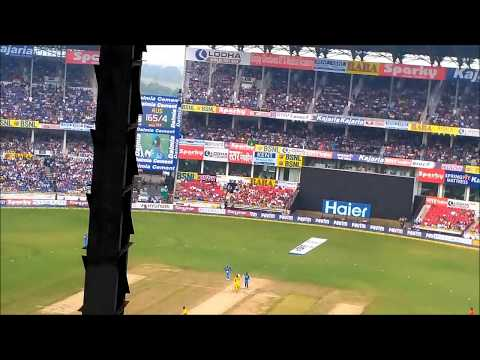 India vs Australia 5th ODI in Nagpur Full Match 2017