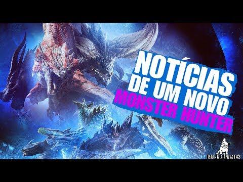 VAZAM NOTÍCIAS SOBRE UM NOVO JOGO DE MONSTER HUNTER! thumbnail