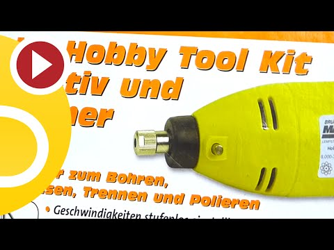 Review Mannesmann Hobby Tool Kit