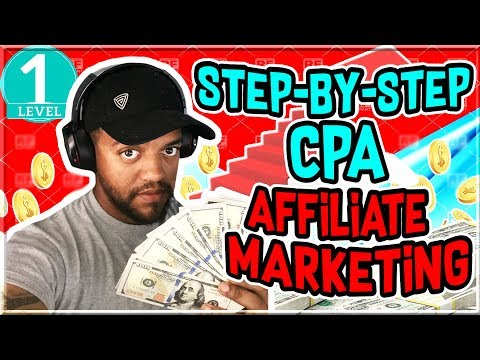 CPA & Affiliate Marketing Beginner Training Case Study! Step By Step Strategy To Make Money Online