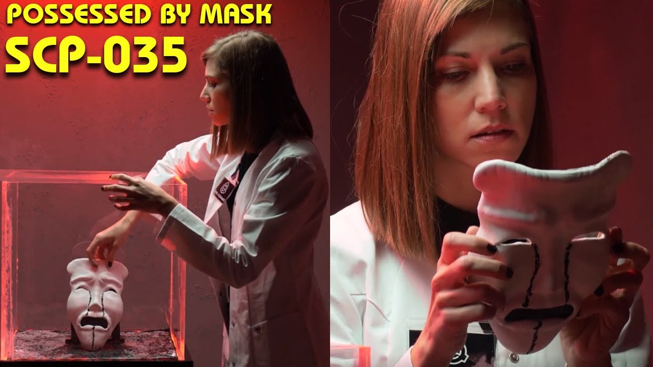 Download SCP-035 Possessed by Mask (SCP Live Action Short Film)