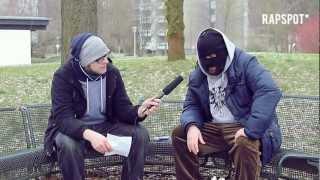 """RapSpot.de - Disko Degenhardt Interview 2013 """"Ich weine bei Werbung"""""""