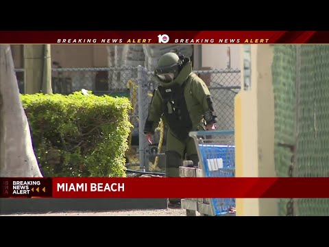 Suspicious package discovered at post office in Miami Beach