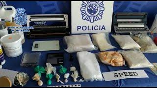 """Desmantelado un """"laboratorio"""" de droga en Logroño"""