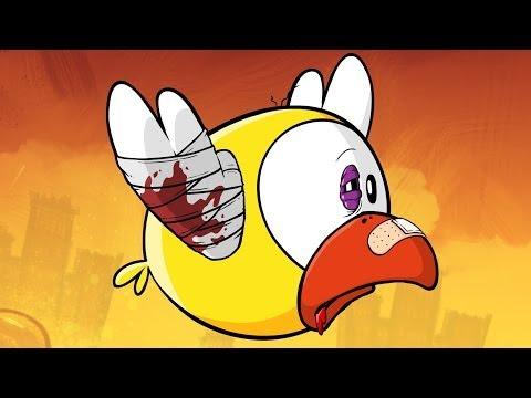 RIP FLAPPY BIRD | Super Mario Plays Flappy Bird