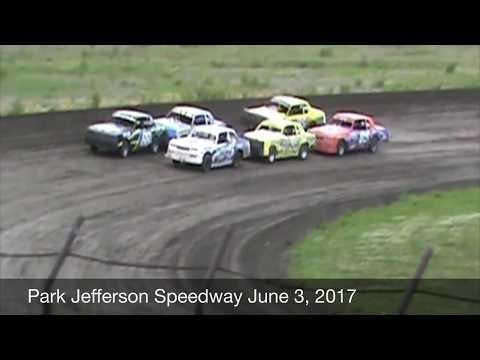 Park Jefferson Speedway June 3, 2017