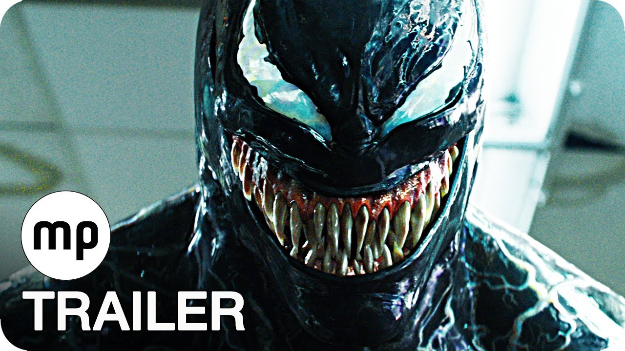Venom Trailer 2 Deutsch German 2018 Youtube