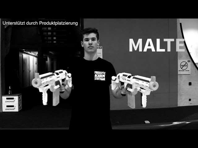 NERF Team Coaches // Freestyle Academy Stuttgart
