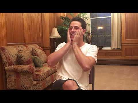 Shane Harper talks about shooting 'God's Not Dead 3' in Arkansas