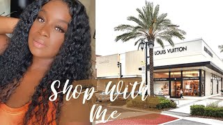 SHOPPING DATE + CLOTHING HAUL |SHOP WITH ME | IAMSHERIKAB