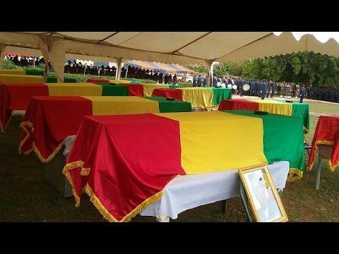 Des soldats maliens capturés par Ansar Dine