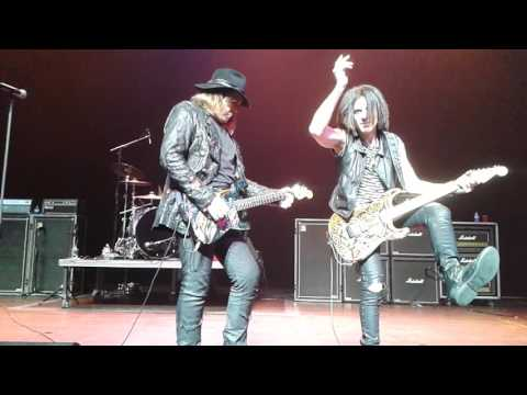 Dokken In My Dreams  Tooth and Nail  San Antonio  2017