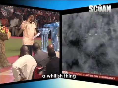 48 - 10 A Whitish Thing in The Sky - Ash Cloud Prophecy