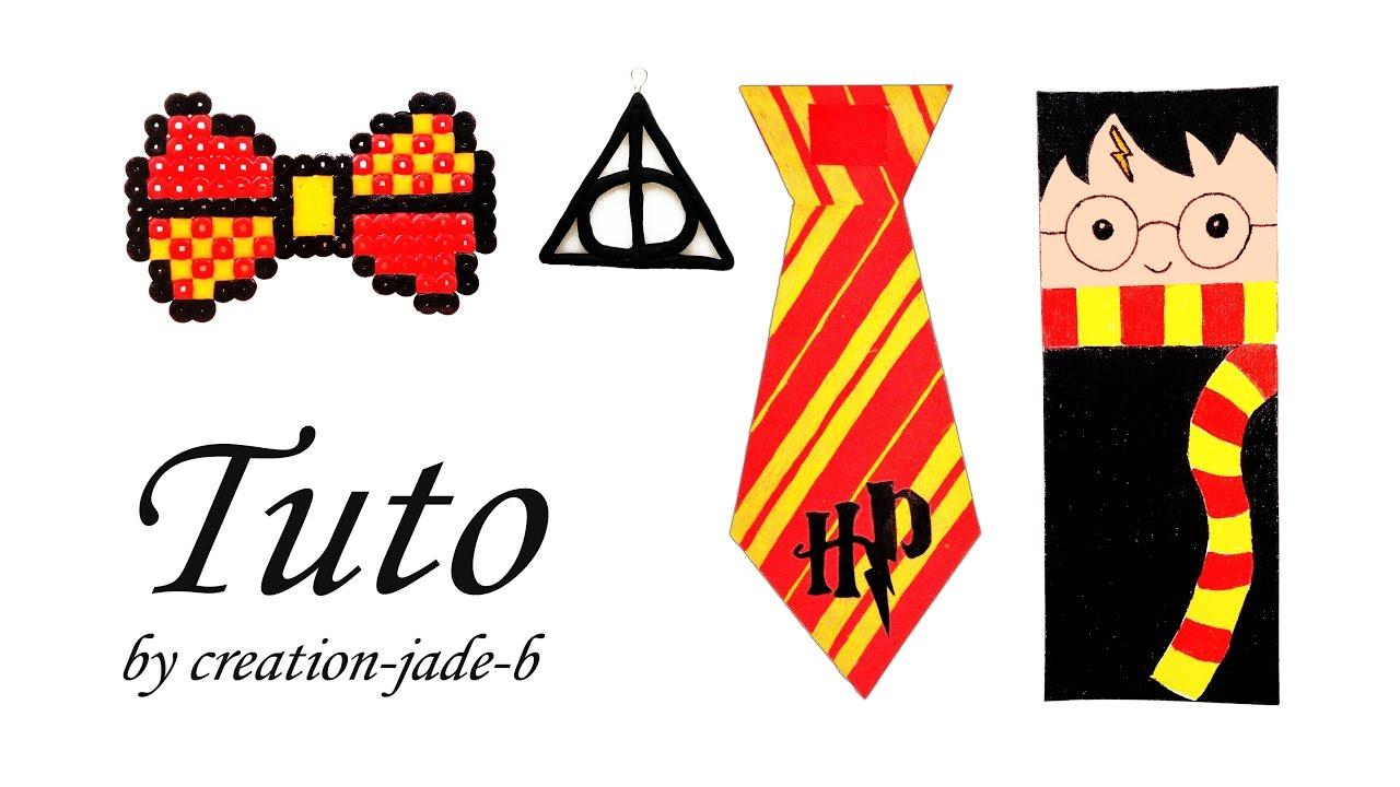 4 Diy Harry Potter Gryffondor Collab Les Origami De Thomas