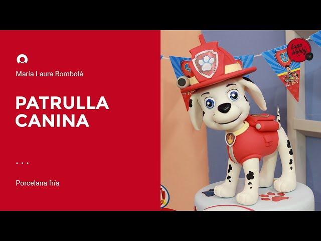 Expohobby TV (T04 - E05) María Laura Rombolá - Porcelana fría