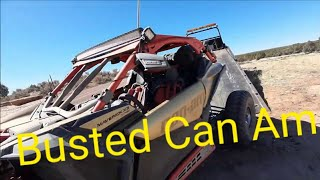 Can Am bites the Dust Off Road Tours