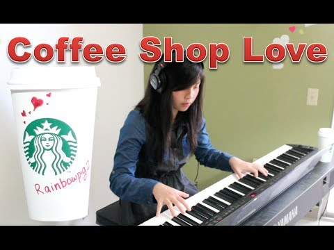 Coffee Shop Love - Ryan Higa ft. Golden (Piano Cover by Tiffany Chang)