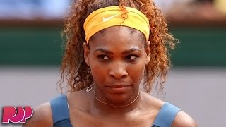 This Is What Happens When You Steal Serena Williams Phone