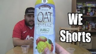 We Shorts - Gatorade Recovery Shake & Sneaky Pete's Oat Beverage Mango