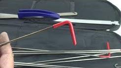 Car Lock out kit by KLOM - China Locksmith Tools