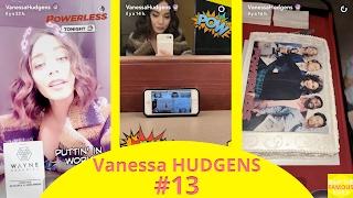 Vanessa Hudgens and her