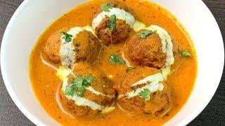 Mix vegetable kofta recipe  Veg kofte  Kofta curry recipe