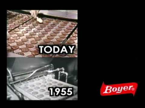 Boyer Candy Company- A Virtual Tour Of The Boyer Candy Factory Past And Present