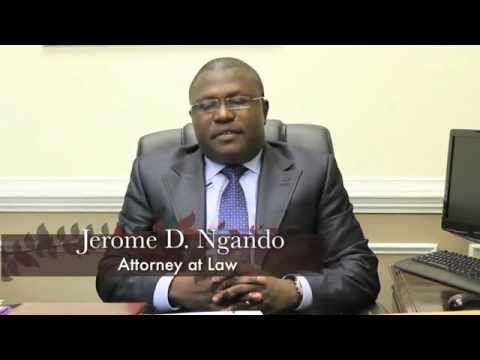 The Law Office of J D  Ngando, PLLC French Version update