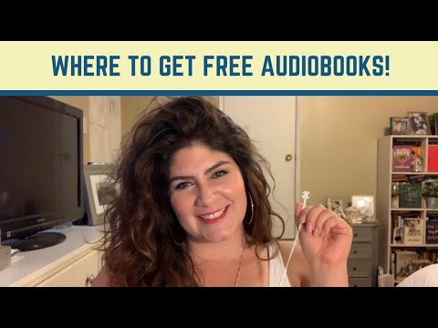 Where To Get Free Audiobooks!