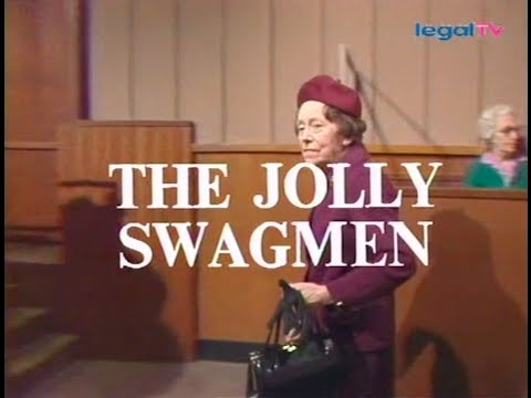 Crown Court  The Jolly Swagmen 1976