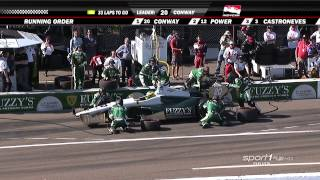 Verizon IndyCar Series 2014 Firestone Grand Prix of St. Petersburg
