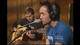 Gambar cover Hoobastank-The Reason (acoustic) Sessions@AOL
