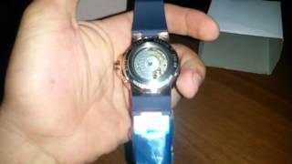 Ulysses Nardin Marine реплика.(Видео отзыв на реплику Ulysse Nardin Marine У нас вы можете заказать эти часы за 4990 руб. Именно так выглядит высокока..., 2015-09-20T08:32:00.000Z)