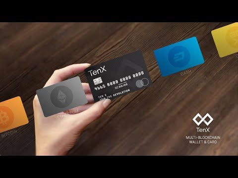 TenX card use ONLY suitable for Europeans currently