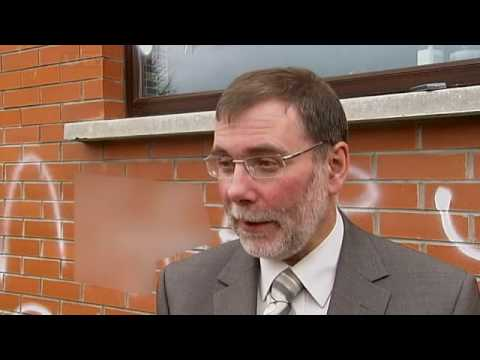 Nelson McCausland condemns racist attack