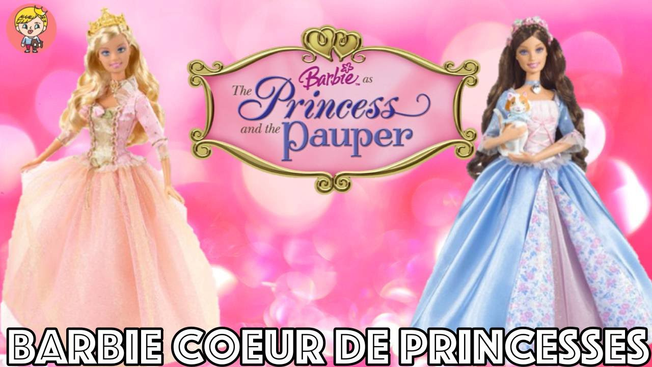 Review Barbie Coeur De Princesses Annelise Erika Fr