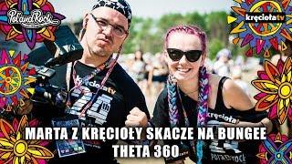 Marta z Kręcioły - Skok na bungee - Theta 360 4K