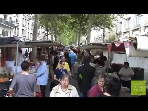 Marché Blvd. Raspail