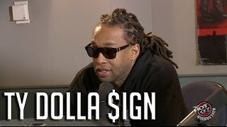 ty dolla ign talks new ep getting out the hood 3 oz of weed a week