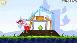 Official Angry Birds 3 Star Walkthrough Theme 1 Levels 1-5 thumbnail