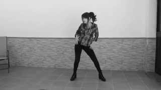 LONELY DANCER´S COREOGRAPHY: BLACK WIDOW. HALLOWEEN DANCE.